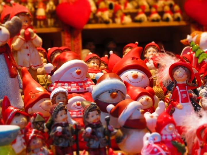Mercatini di Natale a Prato Foto